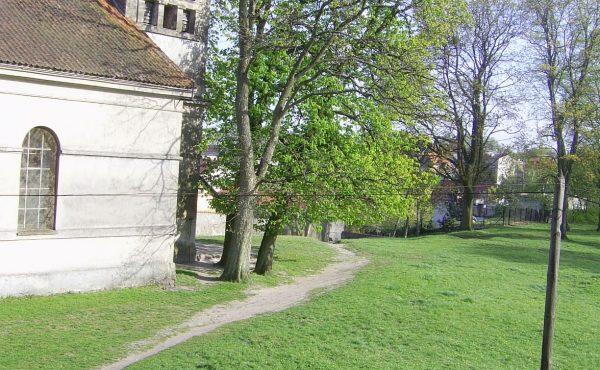 kościół Jezusa Żyjącego w Lidzbarku