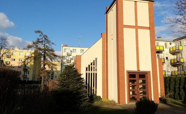 Kościół Zbawiciela w Działdowie